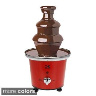 Kalorik Cascading Chocolate Fondue Fountain