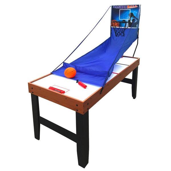Bon Accelerator 54 Inch 4 In 1 Multi Game Table
