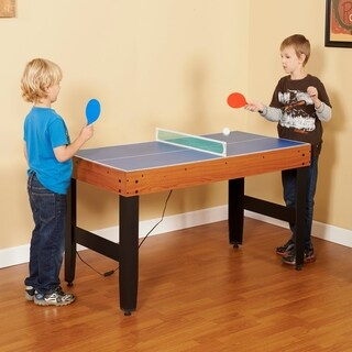 Accelerator 54-inch 4-in-1 Multi-Game Table