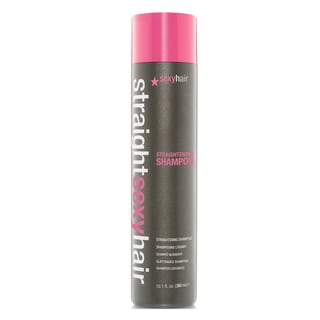 Sexy Hair Straight Sexy Hair 10.1-ounce Straightening Shampoo