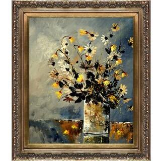 Pol Ledent 'Still Life 4521' Framed Fine Art Print