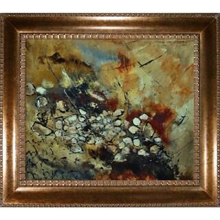Pol Ledent 'Abstract 66210190' Framed Fine Art Print