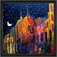 Justyna Kopania Night Framed Fine Art Print