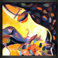 Helena Wierzbicki Delight Framed Fine Art Print