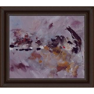 Pol Ledent 'Abstract 6621301' Framed Print Art