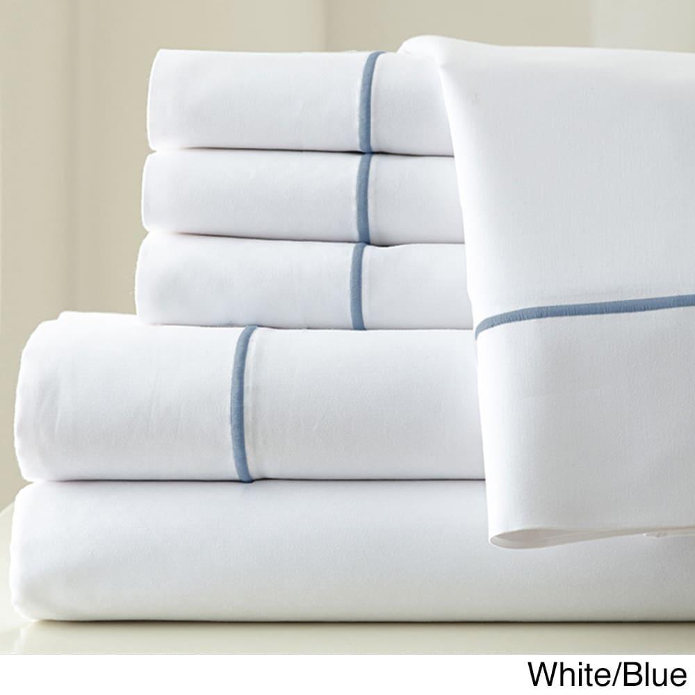 Amrapur Overseas 1000 Thread Count Cotton Blend Sheet Set...