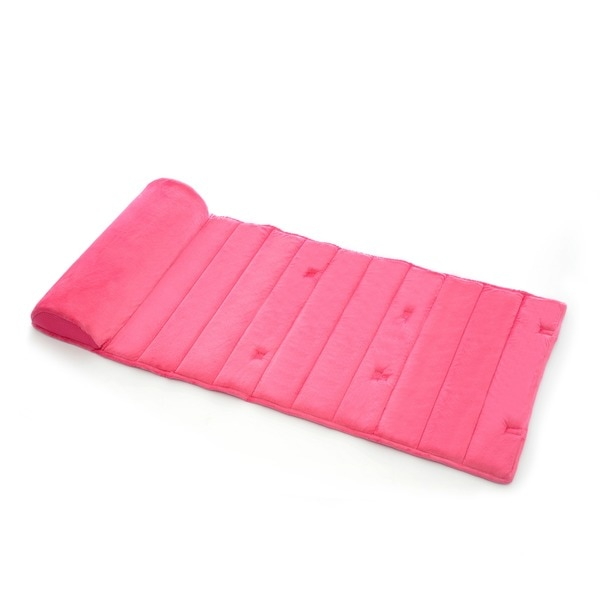 My First Mattress Pink Toddler Nap Mat Free Shipping On