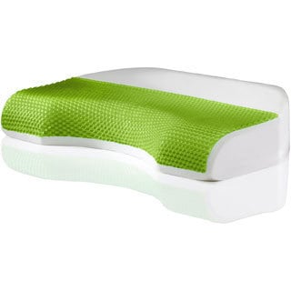 Comfort Memories Body Cove Hydraluxe Gel and Memory Foam Pillow
