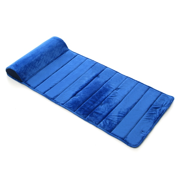 My First Mattress Blue Toddler Nap Mat