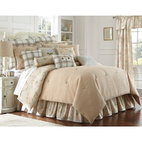 0352ed5302 Shop Rose Tree Monet 6-piece Cotton Comforter Set - Multi-color - Free  Shipping Today - Overstock - 9397819