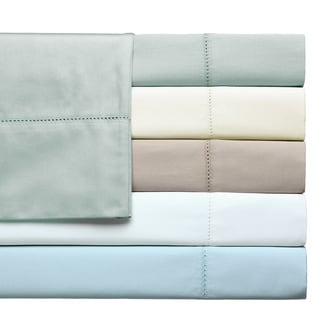 600 Thread Count Regency Hemstitch Sheet Set