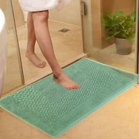 Classic Turkish Towel Hardwick 900 GSM 20 x 30 Bath Mat (Set of 2) - 20 X 30