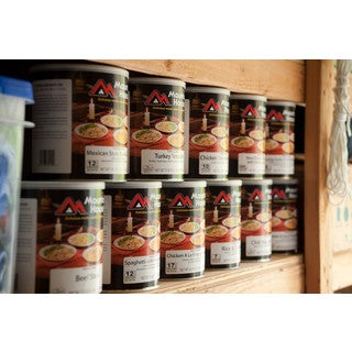 Mountain House Freeze-dried Bestseller's Case