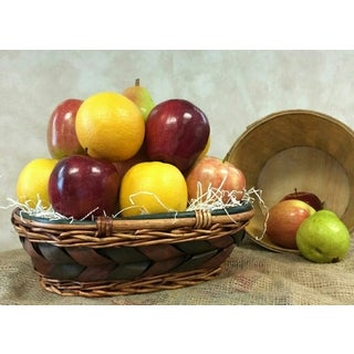 Large Assorted Fruit Basket (12 Pounds)