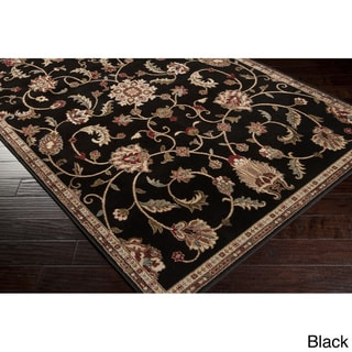 Meticulously Woven Lanier Floral Runner Rug (2' x 7'5)