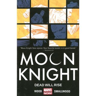Moon Knight 2: Dead Will Rise (Paperback)