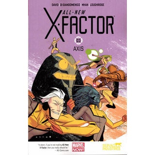 All-New X-Factor 3: Axis (Paperback)