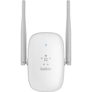 Linksys IEEE 802.11n 600 Mbit/s Wireless Range Extender - ISM Band -