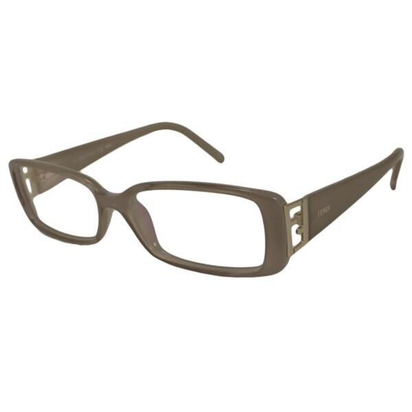 96d3c5dc3ada Shop Fendi Readers Women s F975 Rectangular Reading Glasses - Free ...
