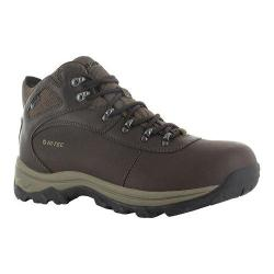 Men's Hi-Tec Altitude Base Camp Waterproof Boot Chocolate