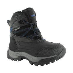 Children's Hi-Tec Snow Peak 200 Waterproof Jr. Boot Black