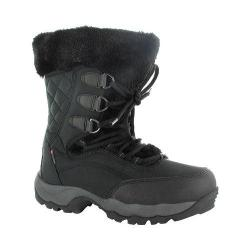Women's Hi-Tec ST Moritz Lite 200 I Waterproof Boot Black/Charcoal