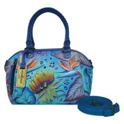 Women's Anuschka Mini Convertible Tote Tropical Dream