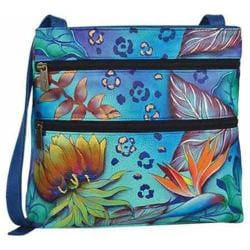 Women's Anuschka Small Travel Companion Tropical Dream