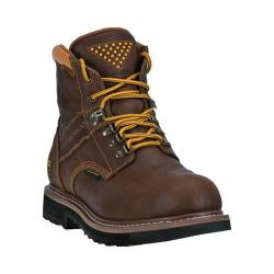 Dan Post Men's Boots Gripper Zipper DP66484 Brown Leather