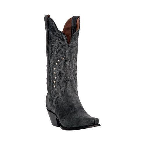 Model Womens Dan Post&174 11&quot Fashion El Paso Leather Boots Subtle Southwest Style! Bulk Up Your Cowgirl Collection With These El Paso Leather Boots! Toptobottom, These Stylish Dan Posts&174 Are Made To Suit Your Needs Start With The