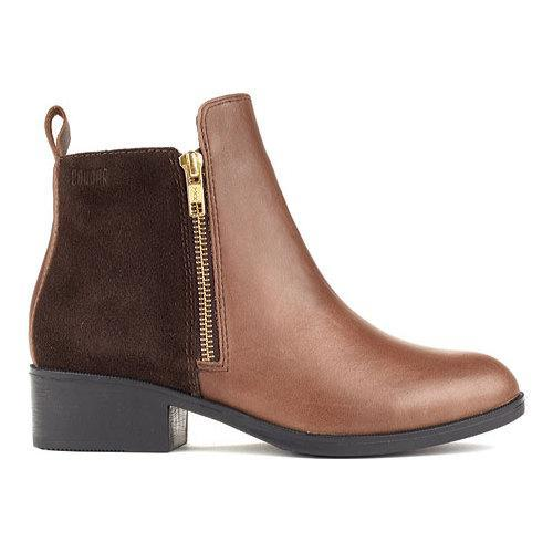 Women's Cougar Connect Waterproof Ankle Bootie - Thumbnail 1