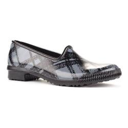 Women's Cougar Ruby Black Plaid Rubber