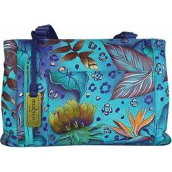 Women's Anuschka Large Double Entry Shopper Tropical Dream