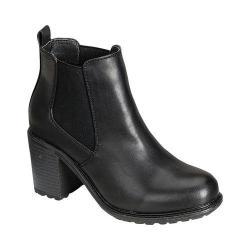 Women's L & C Nora-93 Chelsea Boot Black