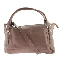 Women's Piel Leather Large Handbag/Cross Body Bag 3059 Toffee