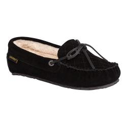 Women's Old Friend Mo Slipper Black