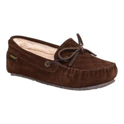 Women's Old Friend Mo Slipper Chocolate Brown
