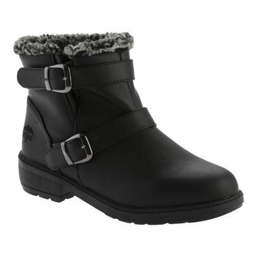 Women's totes Missy Waterproof Snow Boot Black (US Women'...