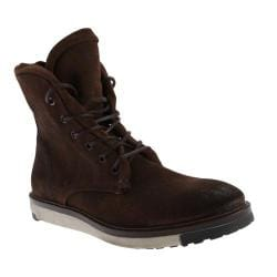 Diesel Men's Krepped D-Boolthed Boot Bracken