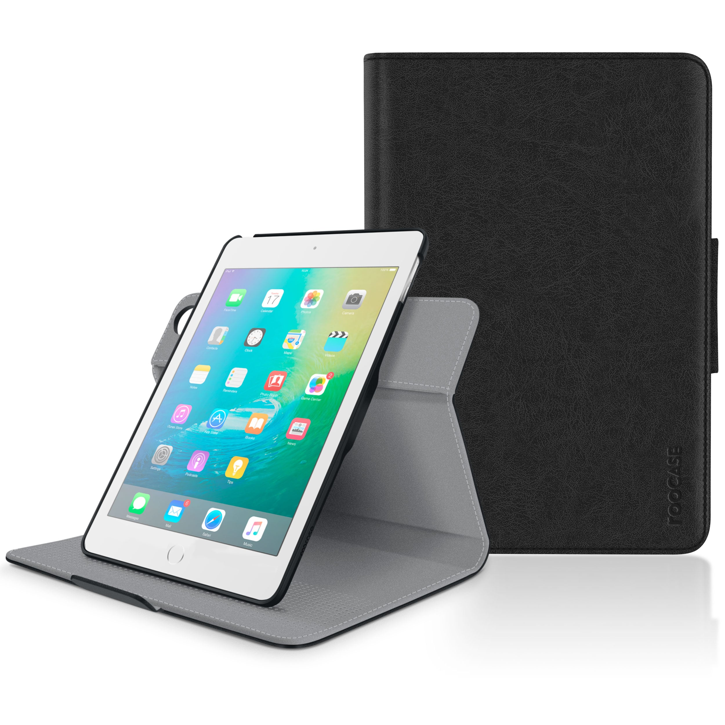 roocase Orb Folio Case for Apple iPad Mini 4