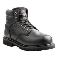 Men's Dickies Prowler 6in Work Boot Black Suede