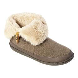 Women's Daniel Green Elysa Slipper Taupe