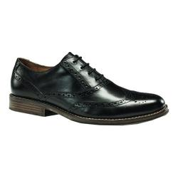 Men's Dockers Piedmont Corinth Oxford Black Polished Full Grain