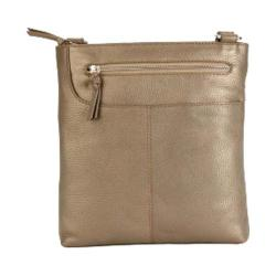 Women's Hadaki by Kalencom Monique Cross Body Bag Bronze