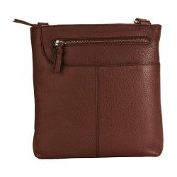 Women's Hadaki by Kalencom Monique Cross Body Bag Cognac