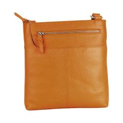 Women's Hadaki by Kalencom Monique Cross Body Bag Russet