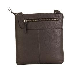Women's Hadaki by Kalencom Monique Cross Body Bag Shale Gray