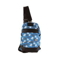Hadaki by Kalencom Urban Fantasia Floral Sling Backpack