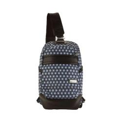 Hadaki by Kalencom Urban Fantasia Geo Sling Backpack