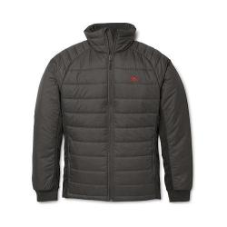 Men's High Sierra Molo Hybrid Jacket Mercury Nylon